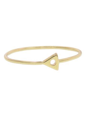 Mociun Mini Triangle Ring