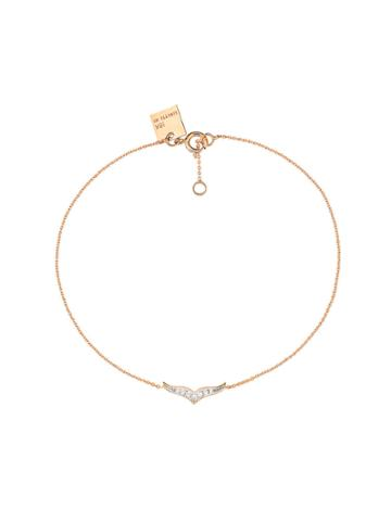 Ginette Ny Diamond Wise Bracelet