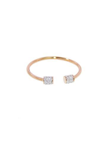 Ginette Ny Diamond Choker Ring