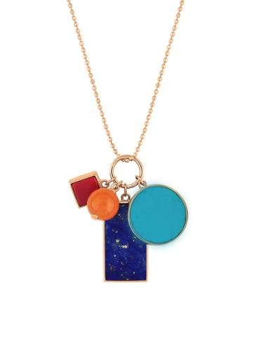 Ginette Ny Ever Charm Necklace
