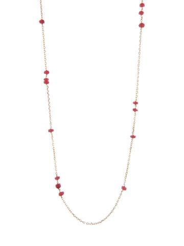 Ylang 23 Ruby Sleeper Necklace