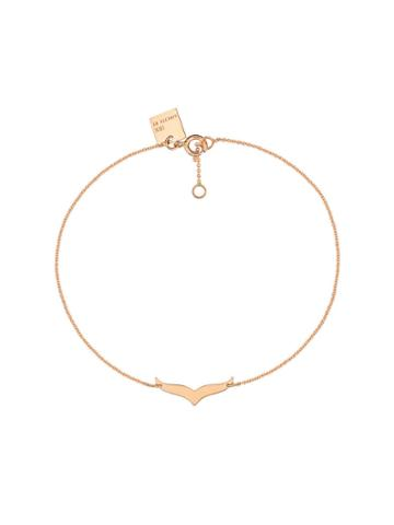 Ginette Ny Wise Bracelet - Rose Gold