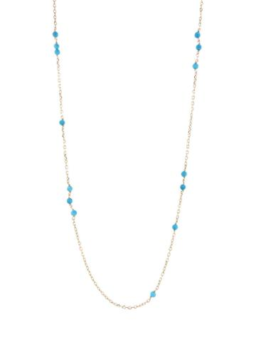 Ylang 23 Turquoise Sleeper Necklace