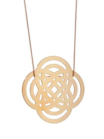 Ginette Ny Infinity Necklace