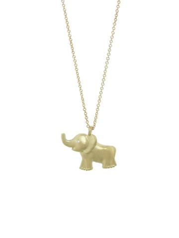 Ylang 23 Elephant Necklace