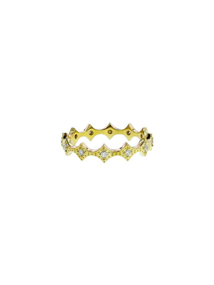 Katie Diamond Iris Diamond Ring