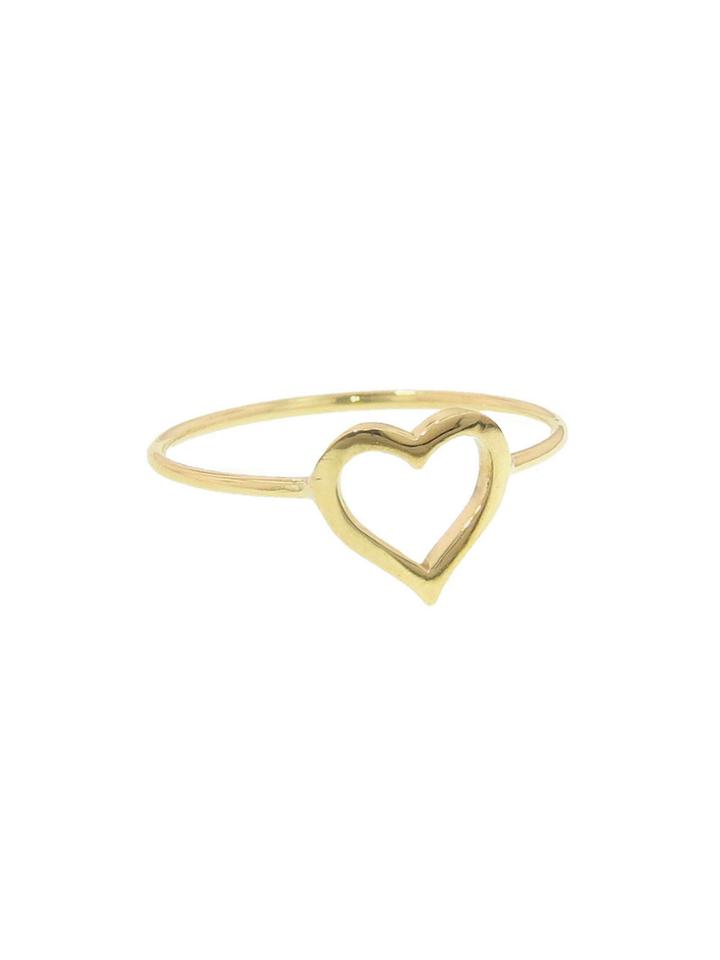 Jennifer Meyer Open Heart Ring