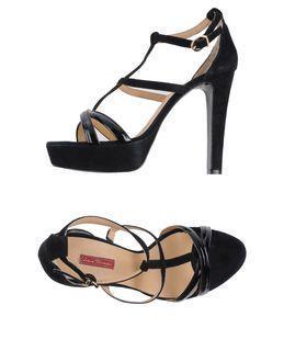 Chiara Ferragni Platform Sandals