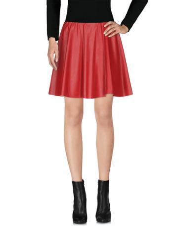 Les Filles Mini Skirts