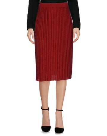 D'enia Knee Length Skirts