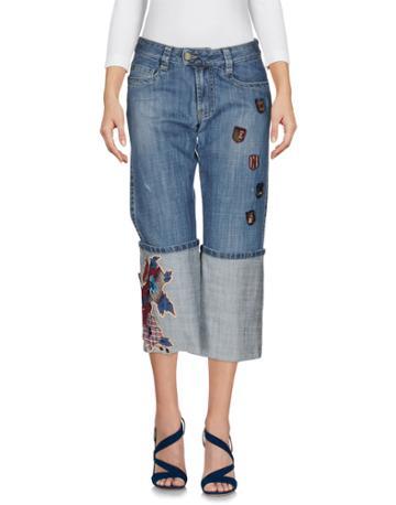 Kenzo Jeans Denim Capris