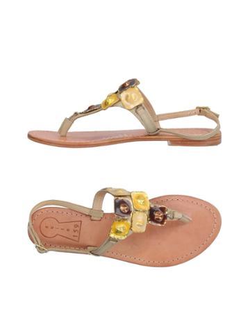Suite 159 Toe Strap Sandals
