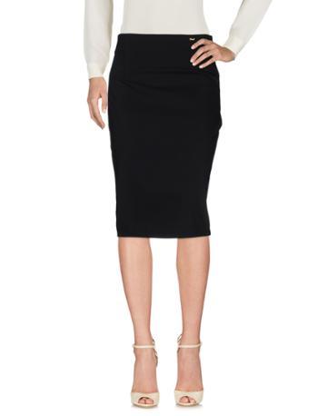 Alisya Knee Length Skirts