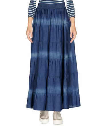 Care Of You Denim Skirts