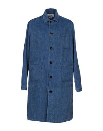 Loewe Denim Outerwear