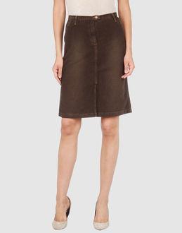 Playlife Knee Length Skirts