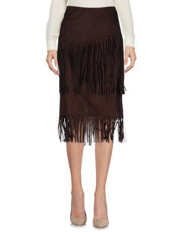 Buby.s Knee Length Skirts