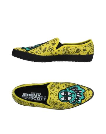 Adidas Originals By Jeremy Scott Loafers