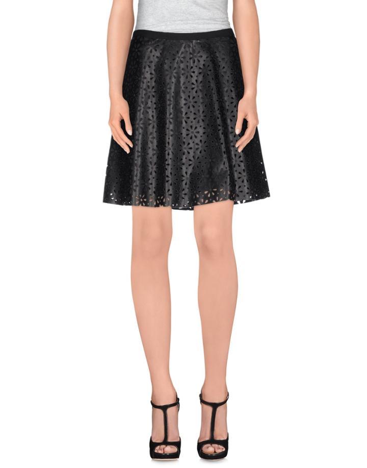 Dacute Knee Length Skirts