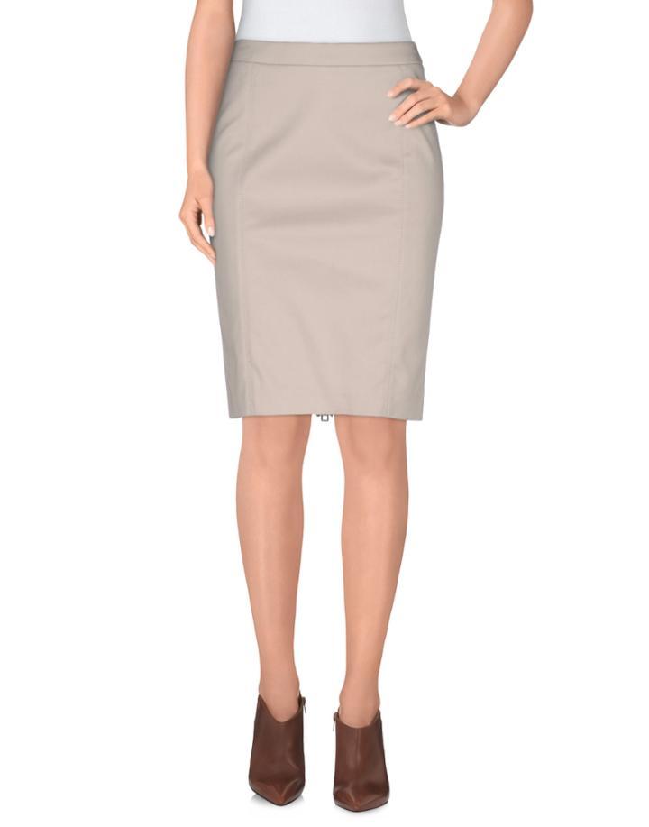 Fayazi Knee Length Skirts