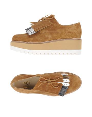 La Blanc Loafers