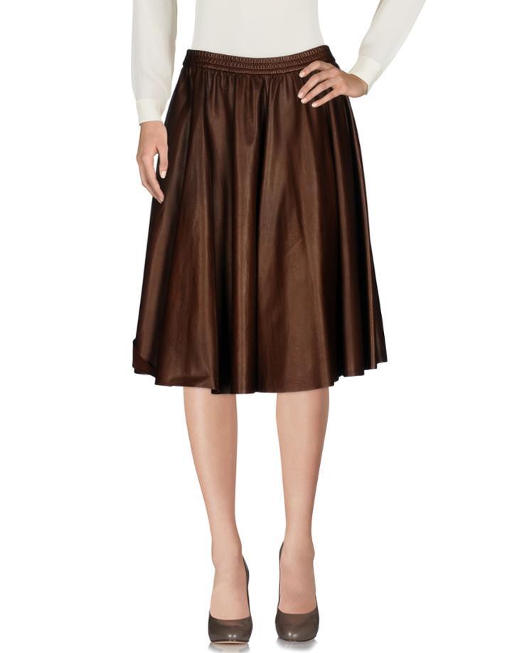 Utzon Knee Length Skirts