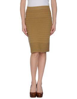 Cailan'd Knee Length Skirts