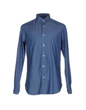 Charly Denim Shirts