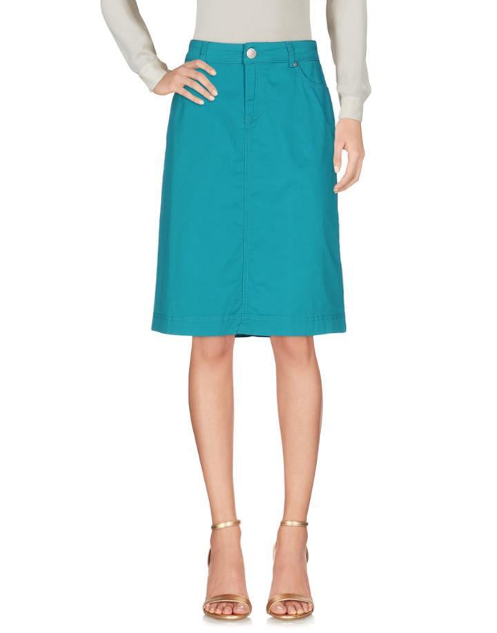 Devernois Knee Length Skirts