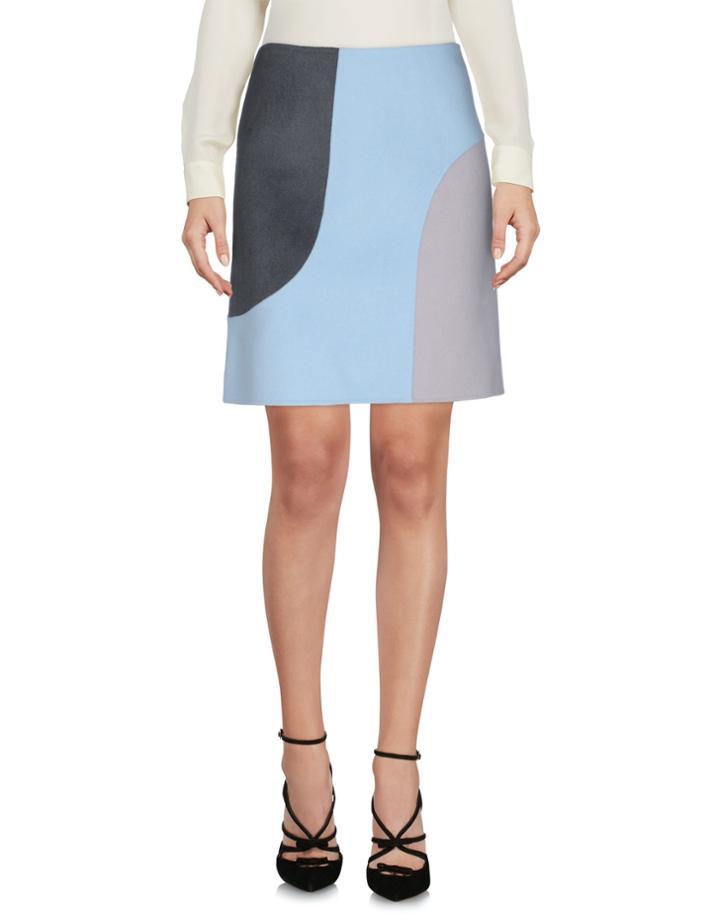 Tse Knee Length Skirts