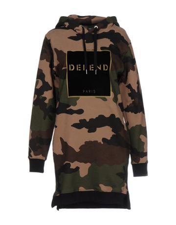 Defend Short Dresses