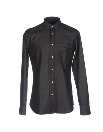 The Gigi Denim Shirts