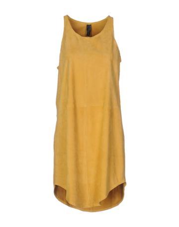 Rvl Short Dresses