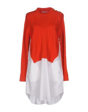 Adawas Short Dresses