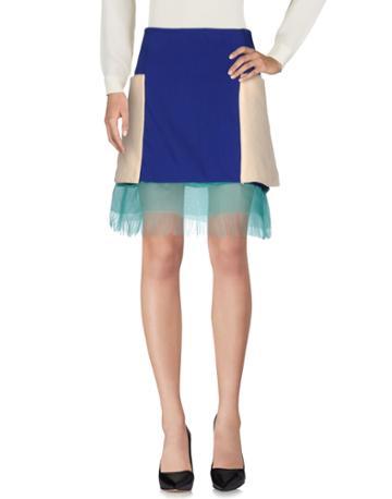 Capara Knee Length Skirts