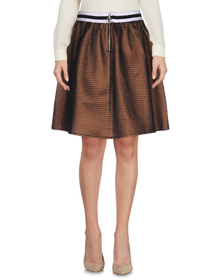 Libertime Knee Length Skirts