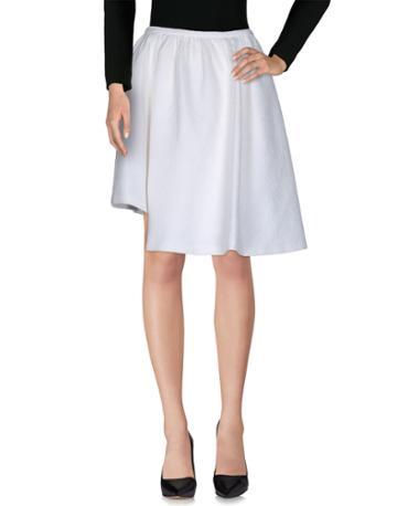 Topshop Knee Length Skirts