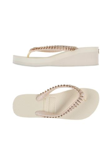 Bee Chic Toe Strap Sandals