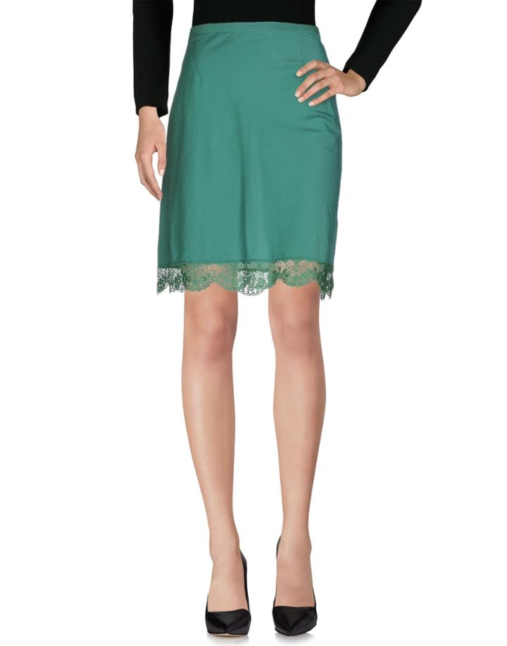 At.p.co Knee Length Skirts