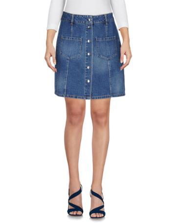 Only Blu Denim Skirts
