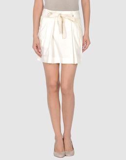 Peuterey Knee Length Skirts