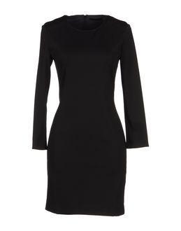 Pinko Black Short Dresses   Item 34305990