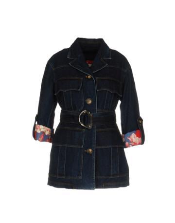 Tenax Denim Outerwear