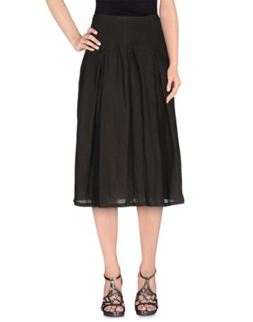 Homma 3/4 Length Skirts