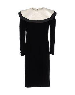 Unsigned 3/4 Length Dresses