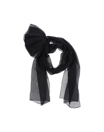 Yves Saint Laurent Rive Gauche Oblong Scarves