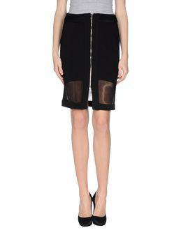 Jovonna Knee Length Skirts