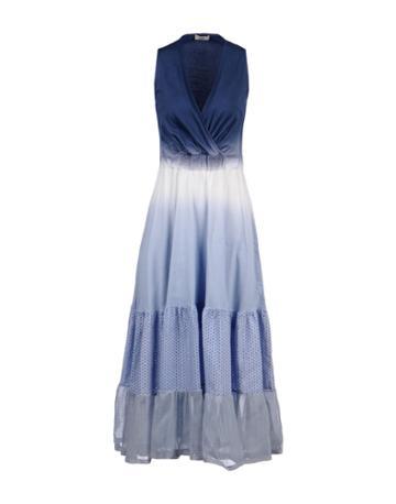 Myf 3/4 Length Dresses