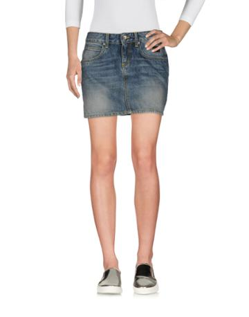Nichol Judd Denim Skirts