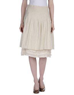 Noon Knee Length Skirts